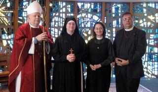 Sister Patrica-Michael Hauze