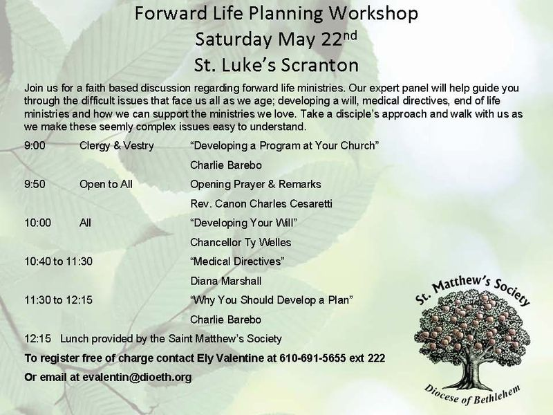 Forward Life Planning