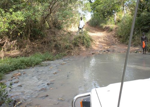 Road to Sodogo