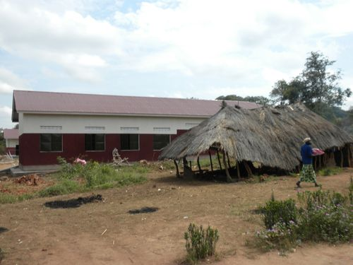 Old & new Sodogo School