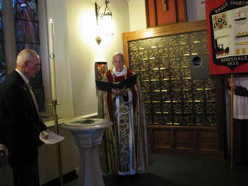 Columbarium dedication photoSMALL