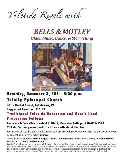 111121 Bells & Motley Revels